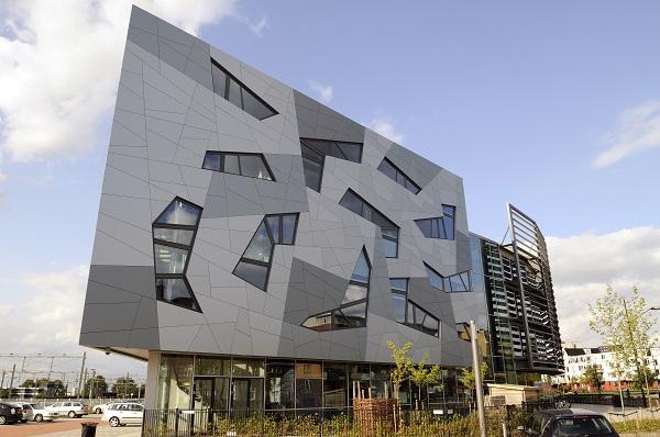architectonische bouwoplossing