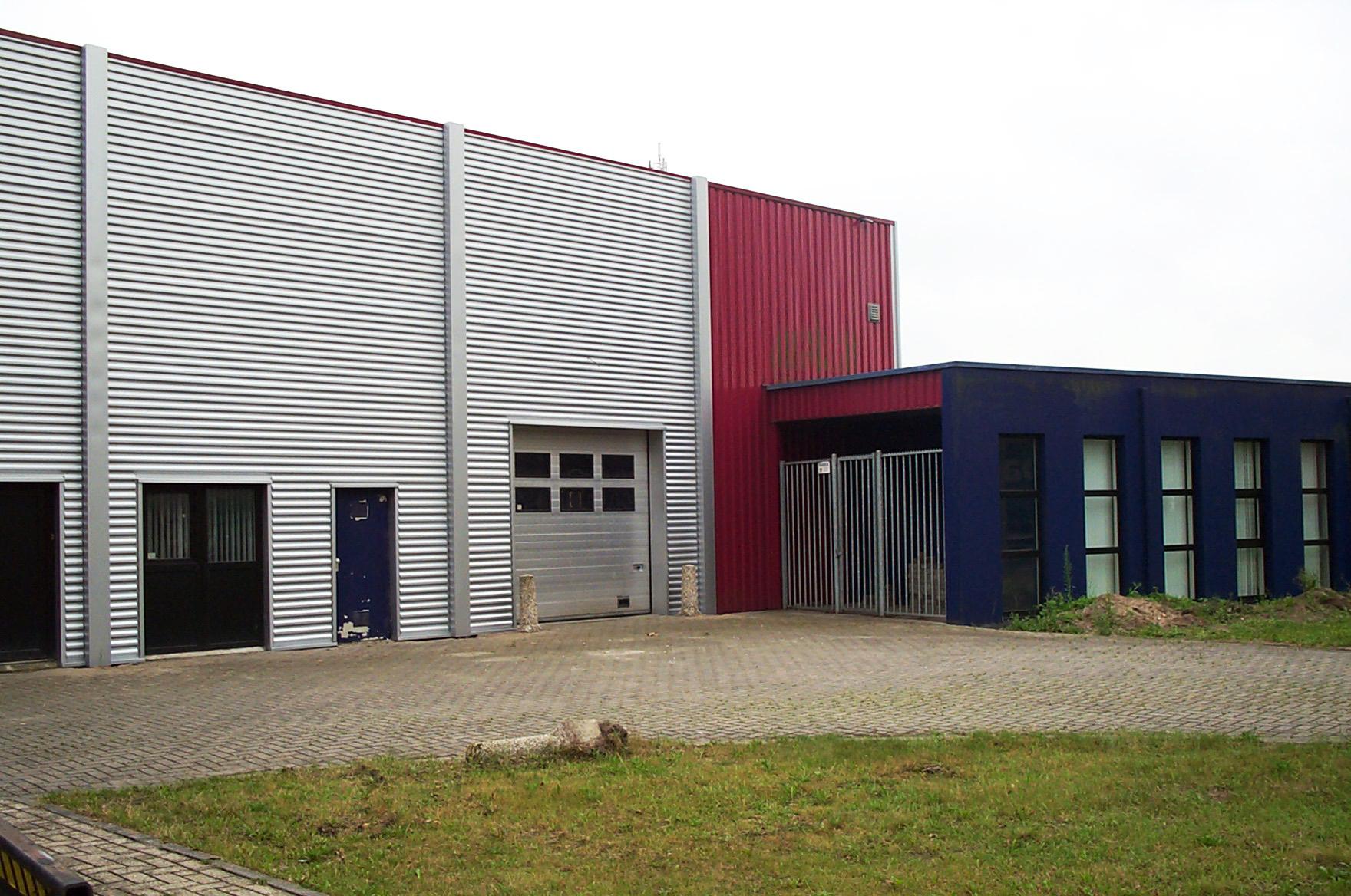 oud project van Cladding Team Holland